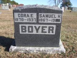Samuel H Boyer