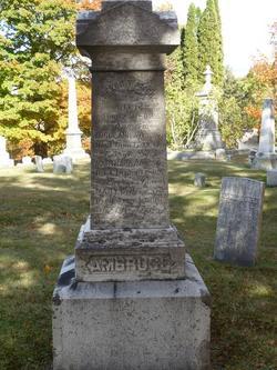Ebenezer T Ambrose