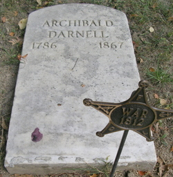 Pvt Archibald Darnell