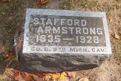 Pvt Stafford Armstrong