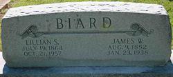 Margaret Lillian <i>Saunders</i> Biard
