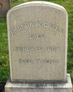 Amanda A Gates
