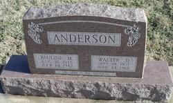 Walter D. Anderson