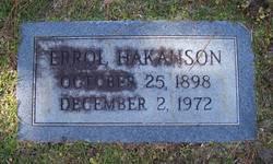 Charles Errol Hakanson