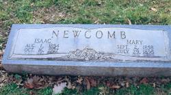 Mary <i>Raby</i> Newcomb