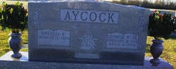 George Wayne Aycock, Sr