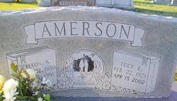 Lucy E Amerson