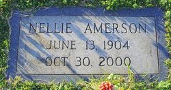 Nellie Amerson