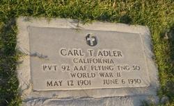 Carl T Adler