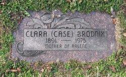 Clara <i>Case</i> Brodnix