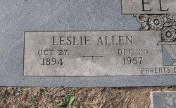 Leslie Allen Elton