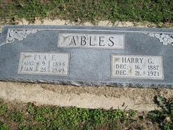 Harry Gerald Ables