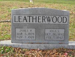 James Herbert Leatherwood