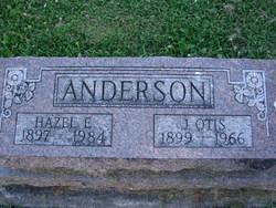 J Otis Anderson