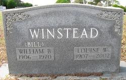 William B Bill Winstead