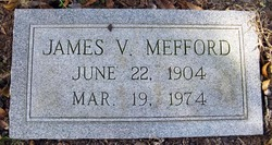James Vinton Mefford