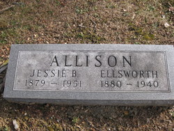 Jessie B <i>Appling</i> Allison