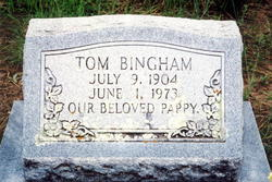 Thomas Abram Bingham