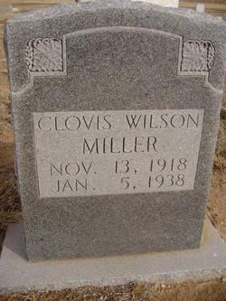 Clovis Miller