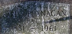 Earl P Flanagan