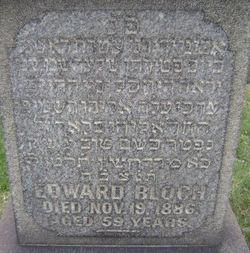 Edward Bloch
