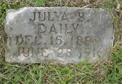 Julia B Daily