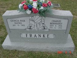 Charles B Franke