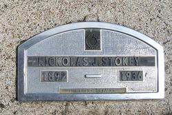 Nickolas John Nick Stokey