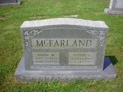 Sephie Leon <i>Edmonds</i> McFarland