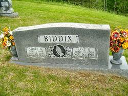 Jane <i>Washburn</i> Biddix