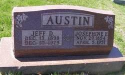 Josephine Frances <i>Bass</i> Austin