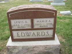 Lewis G Edwards
