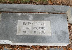 Betsy <i>Boyd</i> Flowers