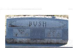 Ada A <i>Hicks</i> Bush
