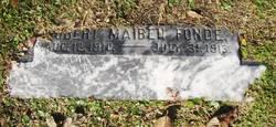 Robert Maiben Fonde