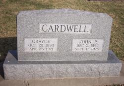 Grayce <i>Burrows</i> Cardwell