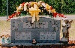 Lucile <i>Wilson</i> Bailey