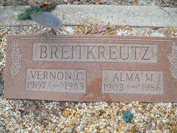 Alma M. Breitkreutz
