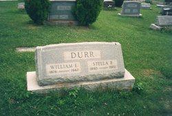 Dr William Edward Durr