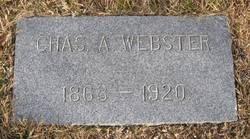 Charles A Webster