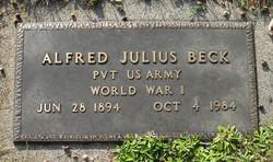 Alfred Julius Beck
