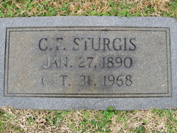 Clarence Fewell Sturgis