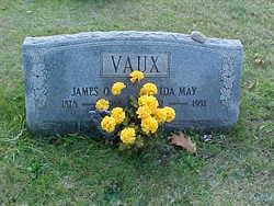 Ida May Vaux