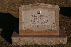 Alta Tilley Brown