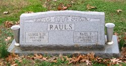 George V Rauls, Sr