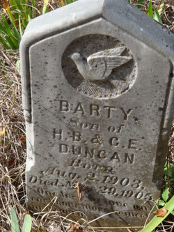 Barty Duncan