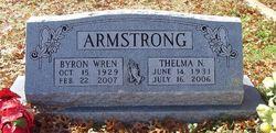 Thelma Nadyne <i>McKie</i> Armstrong
