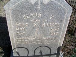 Clara Edna <i>Palmer</i> Hodges