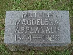 Magdalena <i>Stahli</i> Abplanalp