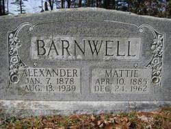 Alexander Barnwell